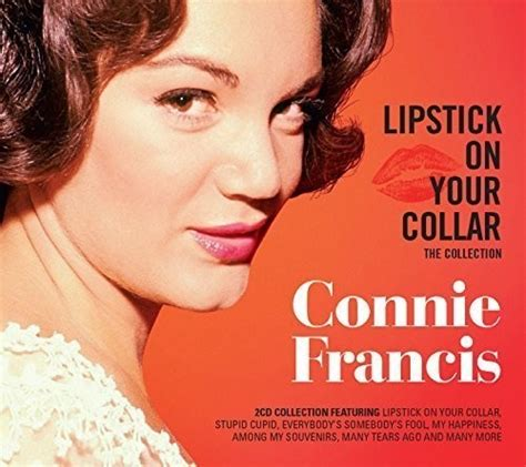 Connie Francis - Lipstick On Your Collar (CD) - Music