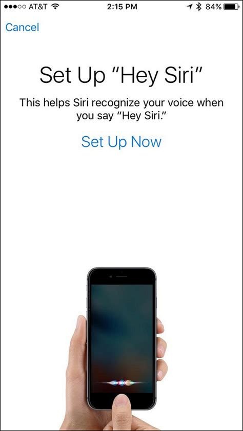 Apple's 'Hey Siri' Feature in iOS 9 Uses Individualized